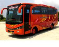 Bus pariwisata Bali