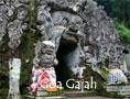 Objek wisata Goa Gajah di Bali